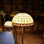 Tiffany álló lámpák