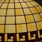 Tiffany lámpák ékszítése eredeti Tiffany üvegből