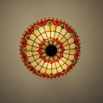 Tiffany lámpa, csillár