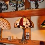 Tiffany lámpa